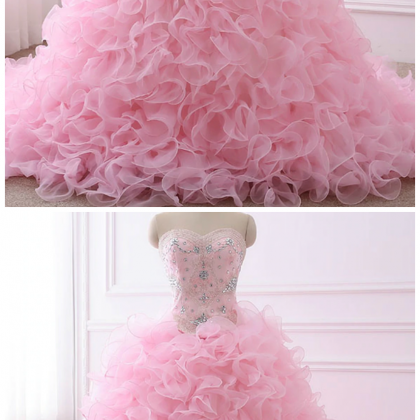 Quinceanera Dresses Ball Gown Sweet..