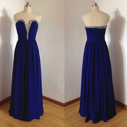 Royal Blue Prom Dresses,Royal Blue ..