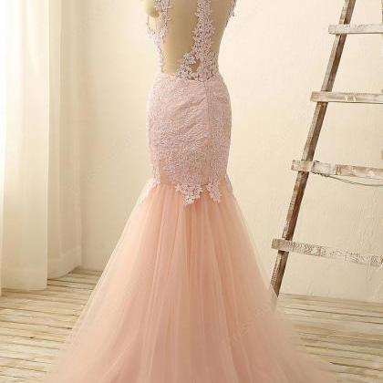 Modest Prom Dresses,Sexy New Prom D..