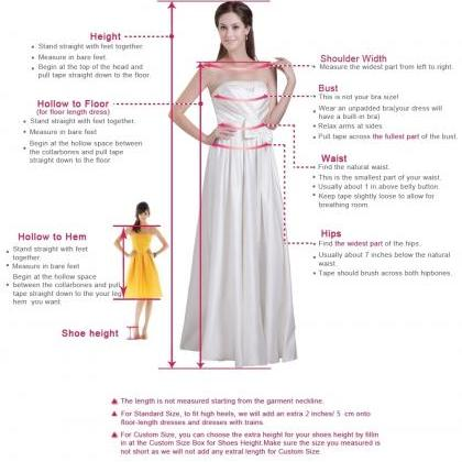 Modern High Neck Floor-Length Two P..
