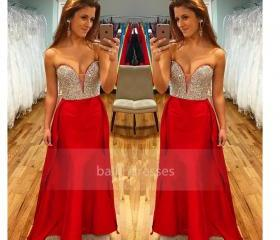 Prom Dresses,Red Pro..