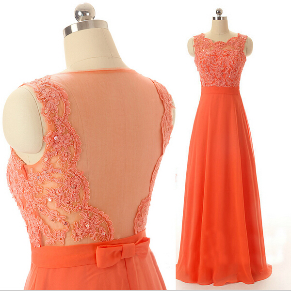 Backless Prom Dresses,Vintage Prom Gown,Plus Size Evening Gowns,Lace ...