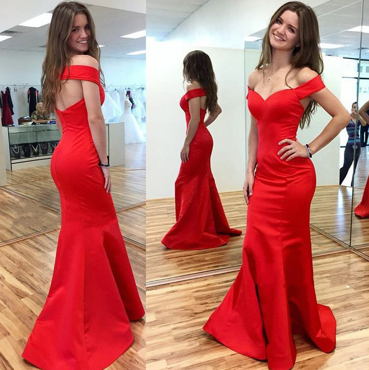 c40ac1b28bcb 2017 Red Prom Dress
