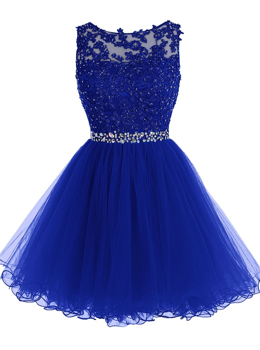 abf5ac6efef Royal Blue Prom Dress