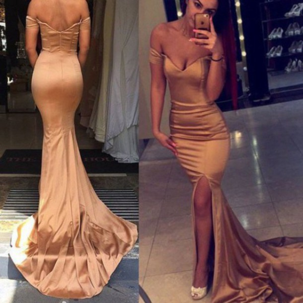 2019 Sexy Arabic Long Prom Beads Lace Applique Sweetheart Sleeveless Arabic Party Dress Side Slit Mermaid Evening Dresses Cheap Sales 50% Weddings & Events