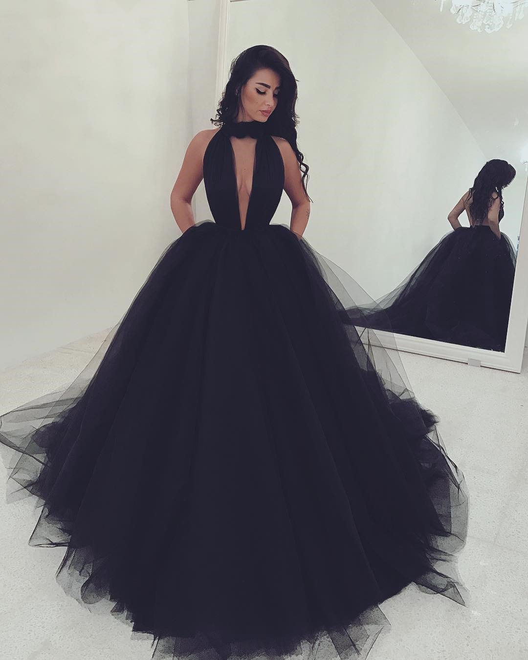 New Arrival Prom Dress,Modest Prom Dress,prom dresses,black prom dresses,ball gowns prom dress,sexy prom dress,long formal dress,prom dress 2017