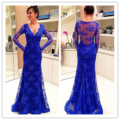 Full Lace Prom Dress c75b604e4