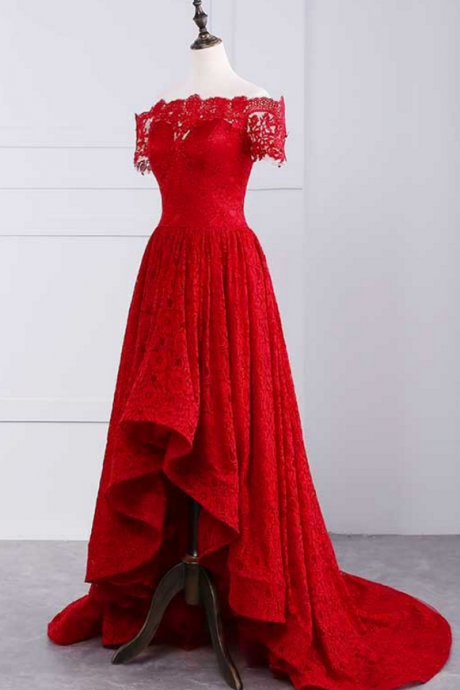 Cheap prom dresses ,sexy prom dresses,off shoulder prom dresses,lace prom dresses,red prom dresses