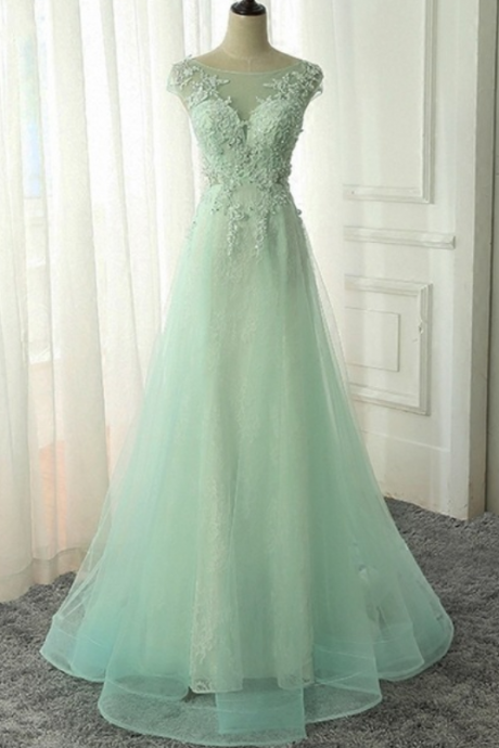 The long rent ball gown's line - colored evening dress ball gown ball gown, party dress