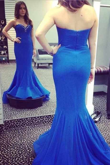 Charming Evening Dress,Mermaid Evening Dresses,Long Prom Dress,Sexy Prom Dresses,Formal Dress